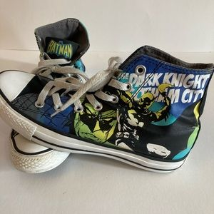 Converse All Star Batman Dark Knight HighTop Chuck